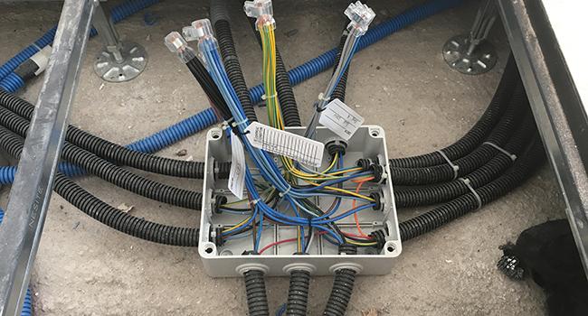 impianti elettrici civili industriali vo